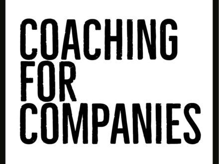 Coaching for companies